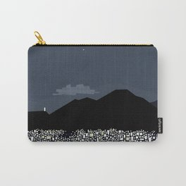 Caracas City at Night by Friztin Carry-All Pouch