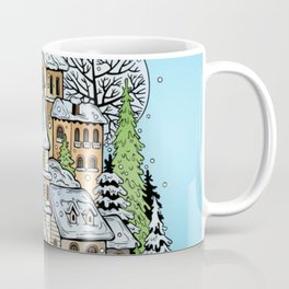 Snow Village Coffee Mug