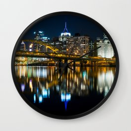 The Burgh Wall Clock