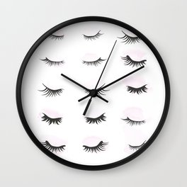 secret dreams Wall Clock
