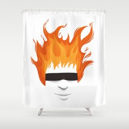 Heightened Senses Shower Curtain