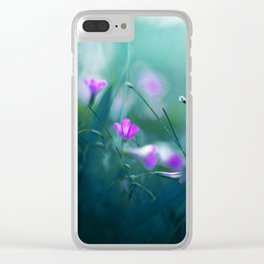 Show me the Sky Clear iPhone Case
