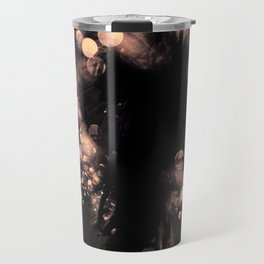 dandelion - starlight Travel Mug
