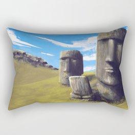 Rapanui Rectangular Pillow