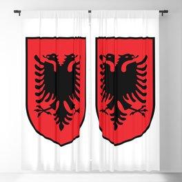 National Emblem of Albania, 1992-1998 Blackout Curtain