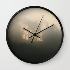 fog Wall Clock