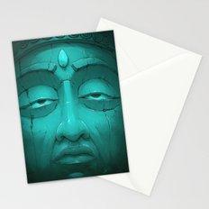 Buddha I. Stationery Cards