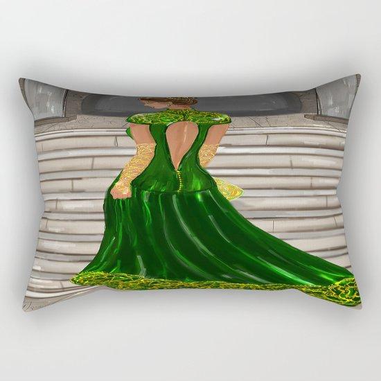To the Opera Rectangular Pillow