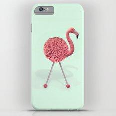 YARN FLAMINGO Slim Case iPhone 6s Plus