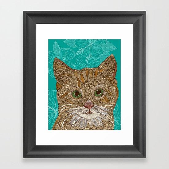 Missy Framed Art Print