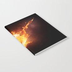 Fire Football Notebook