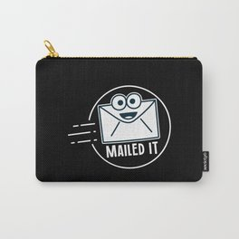 Mailed It For Postal Worker Carry-All Pouch