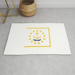 flag,rhode island,america,usa,Ocean State,Little Rhody,Rhode Islander,Providence,Warwick,Cranston Rug