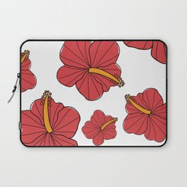 Once and flor-al Laptop Sleeve