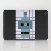 bender iPad Cases featuring Bender Was Here by BC Arts