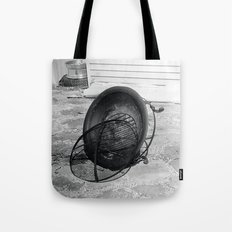Fire Pit Tote Bag