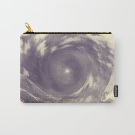 Embrace of the Tempest Heart Carry-All Pouch