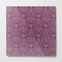 Las Vegas deco pattern Metal Print