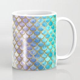 Pretty Mermaid Scales Coffee Mug