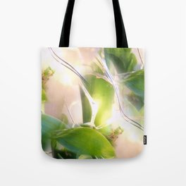 Bamboo Lights Tote Bag