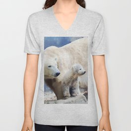 Polar Family Unisex V-Neck