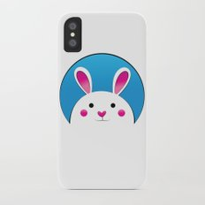 Chubby Bunny Slim Case iPhone X