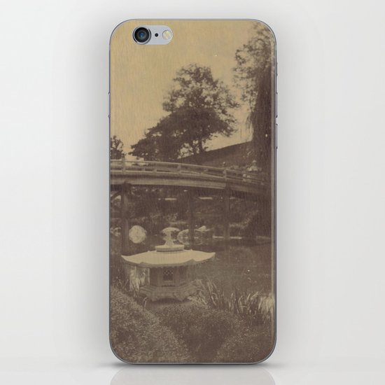 Japanese Bridge iPhone & iPod Skin