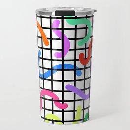 Crayons 2 Travel Mug