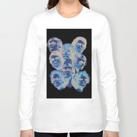 hydra Long Sleeve T-shirts featuring Hydra by WeLoveHumans