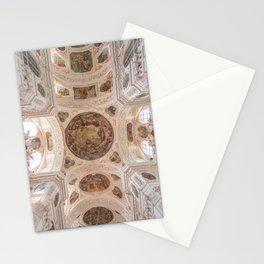 Waldsassen Basilica Ceiling (Crossing) Stationery Cards