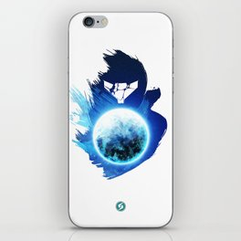 Metroid Prime 3: Corruption iPhone Skin