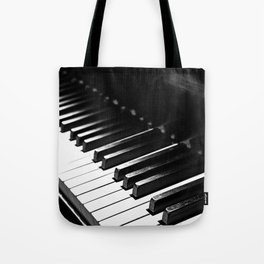 Piano 2 Tote Bag