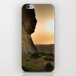 ISLAND STORIES XVIII Mountain Sunset view iPhone Skin