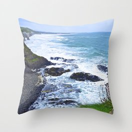 The Holy Ground Throw Pillow