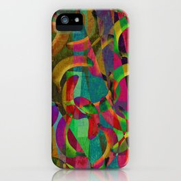 banana picasso iPhone Case
