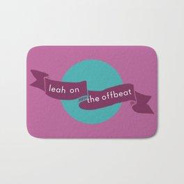 Leah On The Offbeat: TITLE by Becky Albertalli Bath Mat