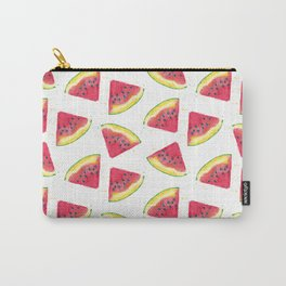 Mouth Watering Watermelon Carry-All Pouch