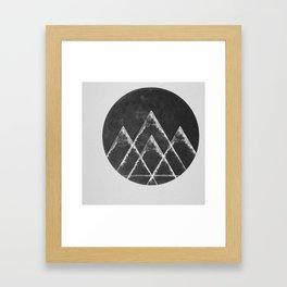 Masks & Mirrors Framed Art Print