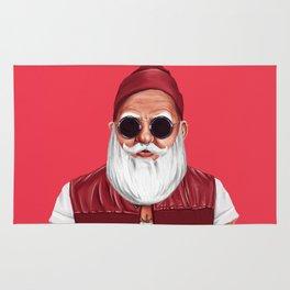 Hipstory -  Santa Claus Rug