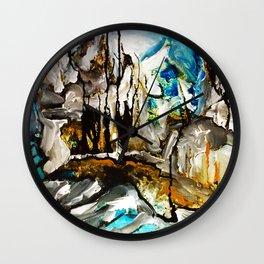 Hinze Dam Wall Clock