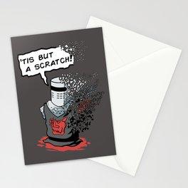 Infinity Scratch! Stationery Cards