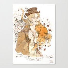 Tom Petty - Sichuan Pepper Canvas Print
