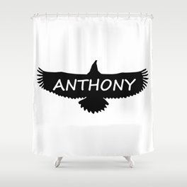 Anthony Eagle Shower Curtain
