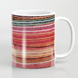 Ethnic fabric Coffee Mug