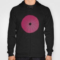 Sea's Design - Urchin Skeleton (Deep Pink) Hoody