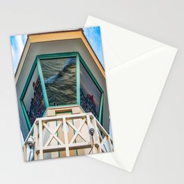 Surf City Reflects  Stationery Cards