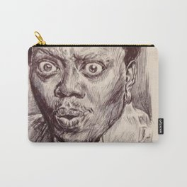 Bernie Mac Portrait Carry-All Pouch