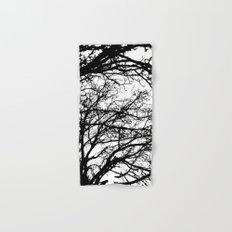 black tree Hand & Bath Towel
