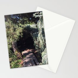 Tree cave in Kubota Garden - Seattle Stationery Cards