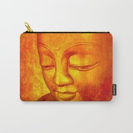 Buddha from Sri Lanka Carry-All Pouch